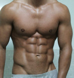 Ripped 6 Pack Abs