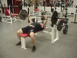 Bench Press Fail
