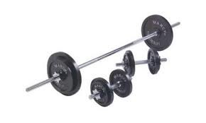 Dumbbells vs. Barbell